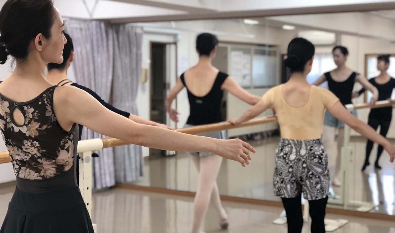 クラシックバレエ (日曜)①