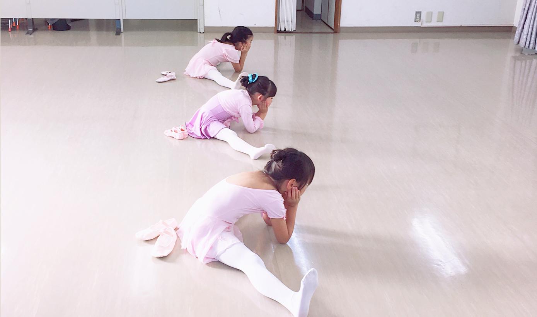 小学生のダンス・バレエ④