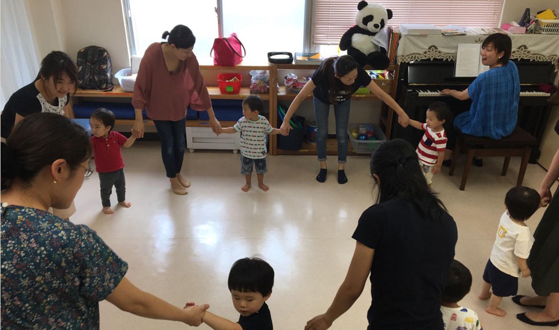 ♪ステップ1♪ 親子教室(1~2才)②