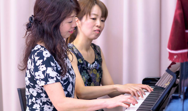 ジャズ & ラテン ピアノ②