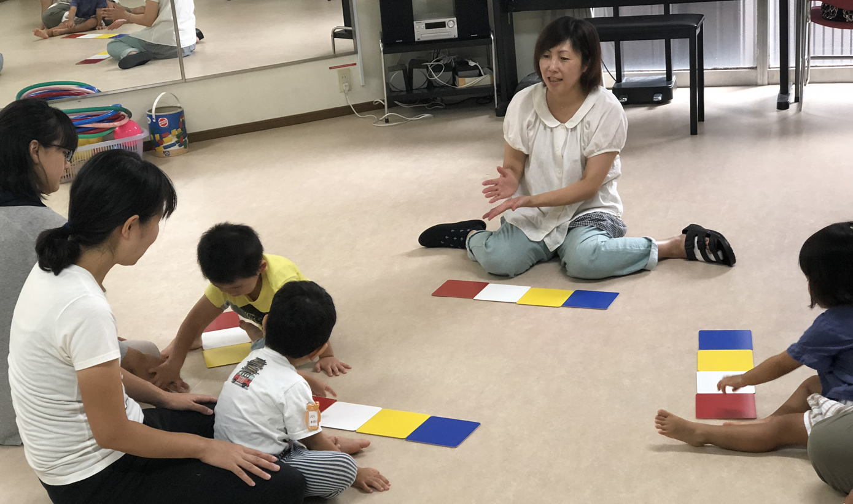 ♪ステップ3♪ 親子教室(3~4才)④