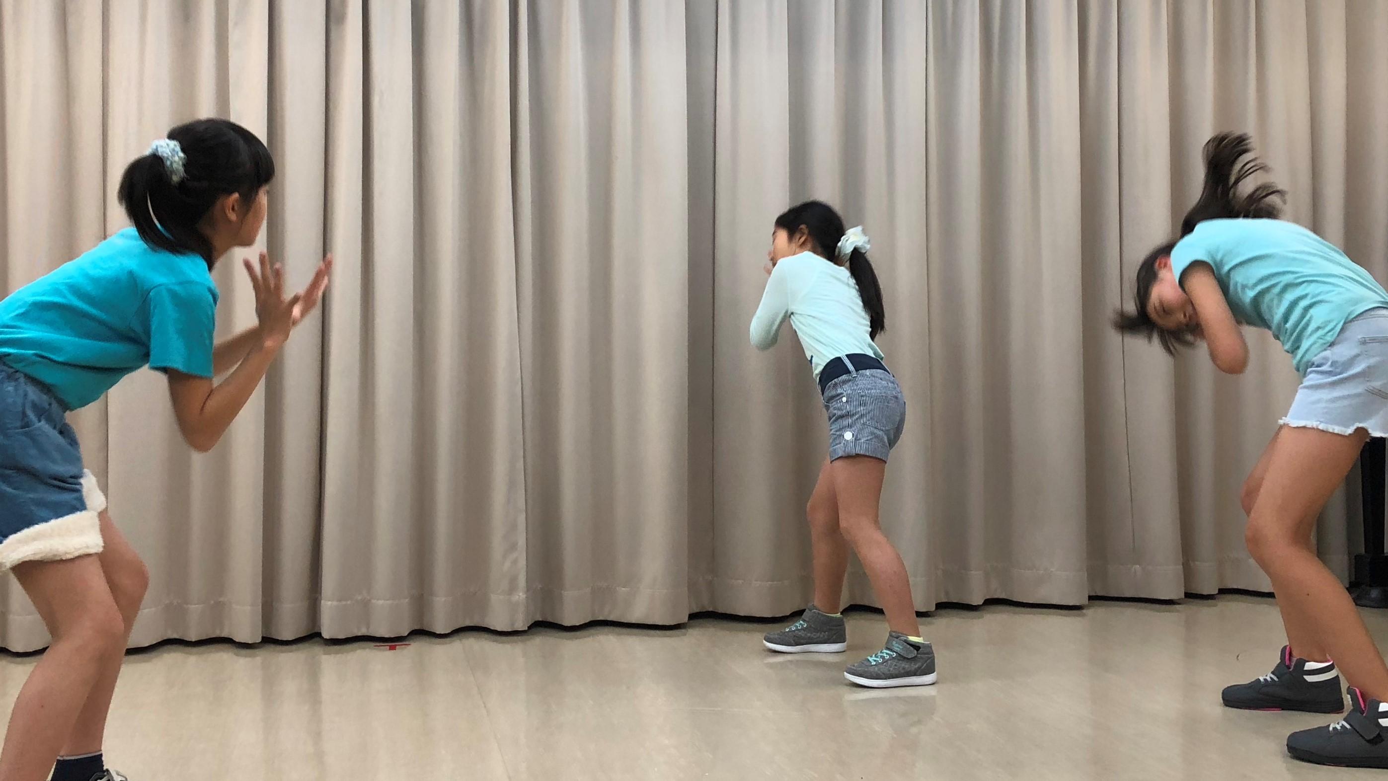 ジュニアダンス(小学4年~中学生)②