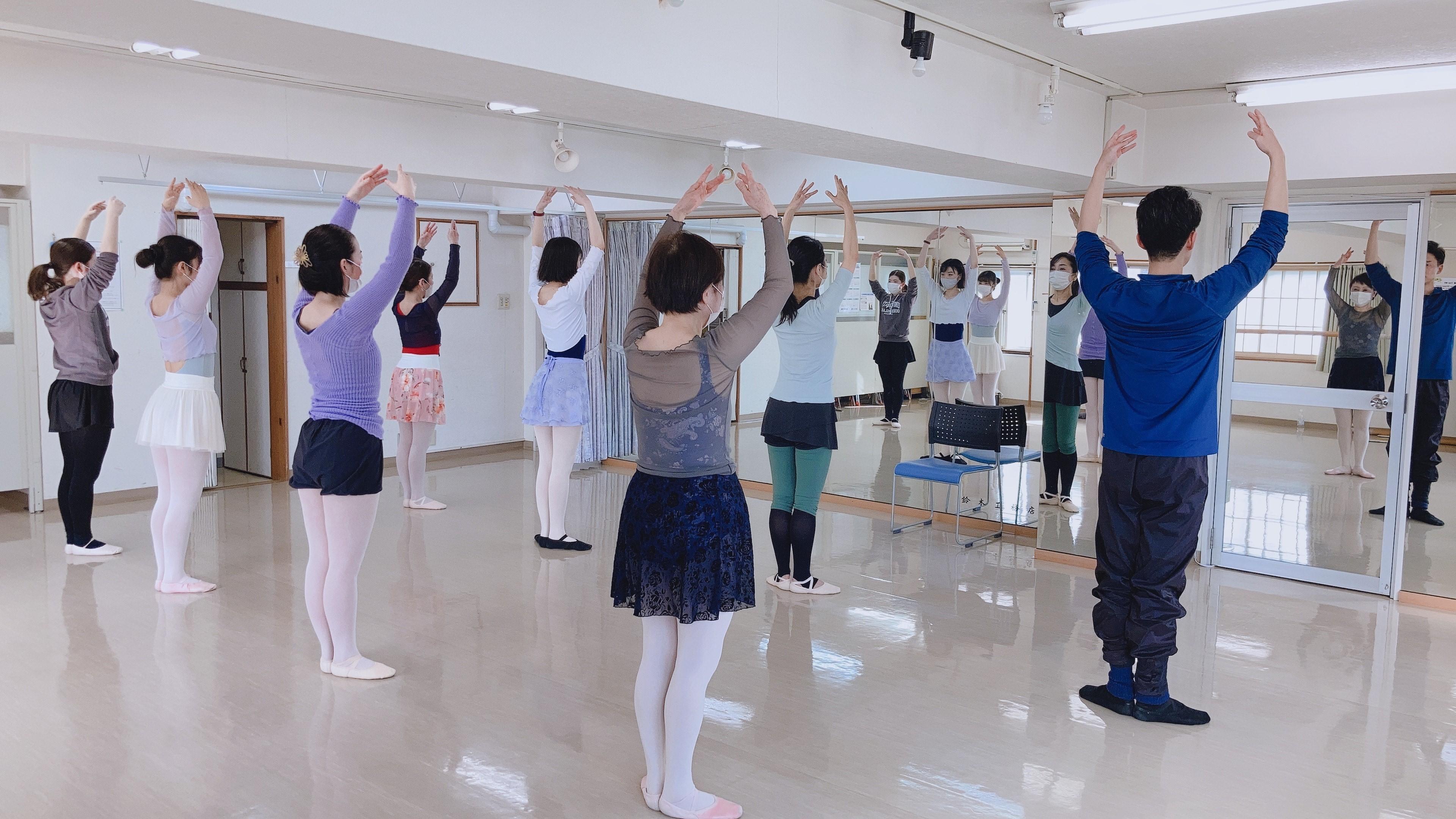クラシックバレエ (Yurie)④