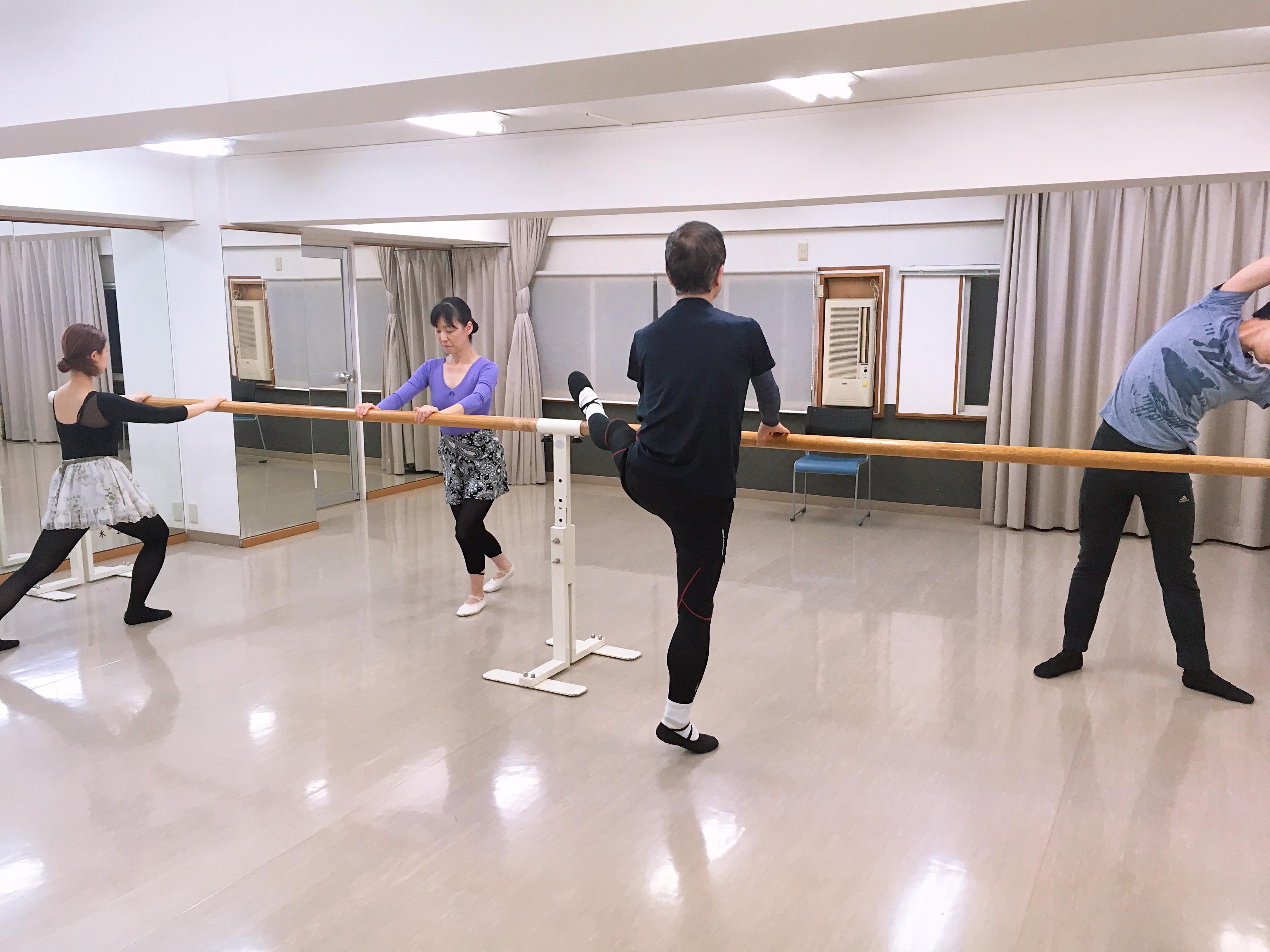 クラシックバレエ (Yurie)③