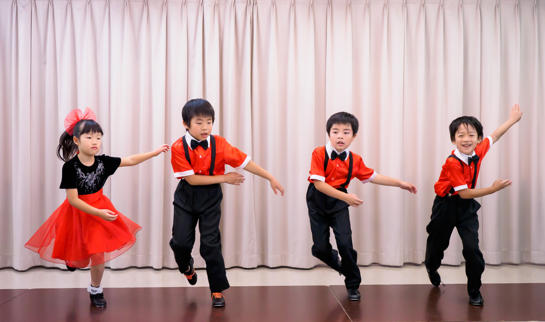 小学生のダンス・バレエ③