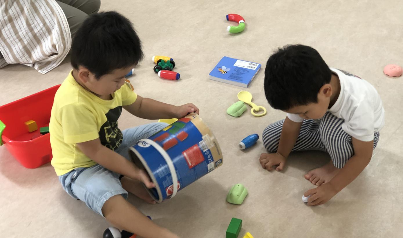 ♪ステップ3♪ 親子教室(3~4才)②