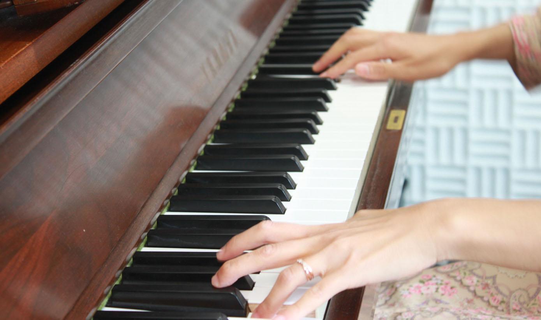 ジャズ & ラテン ピアノ①