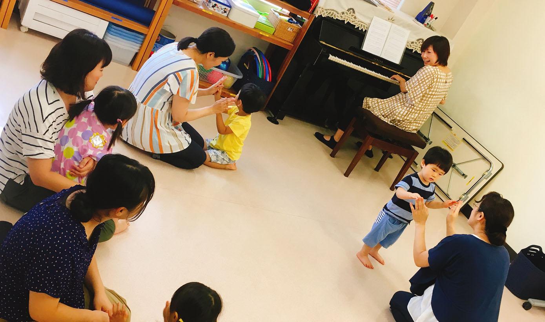 ♪ステップ2♪ 親子教室(2~3才)③