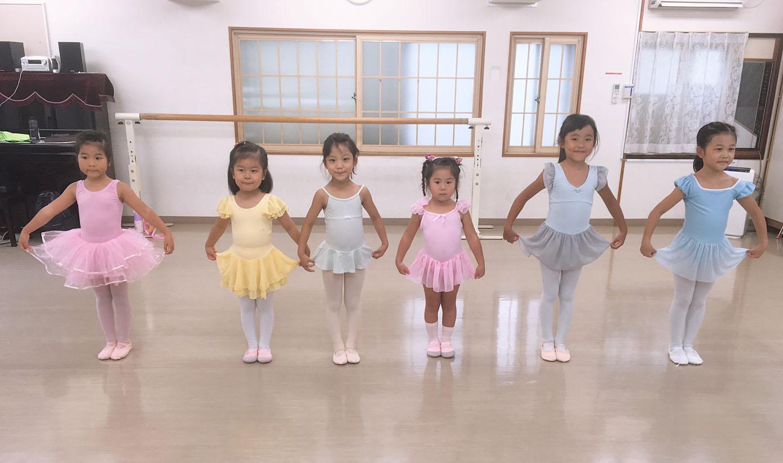 クラシックバレエ ~子供クラス~②