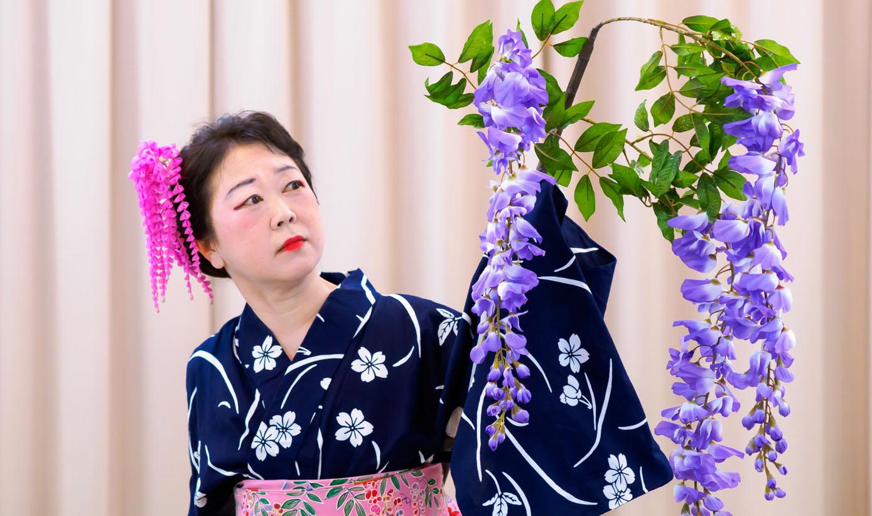 はじめての日本舞踊 (花柳流)②