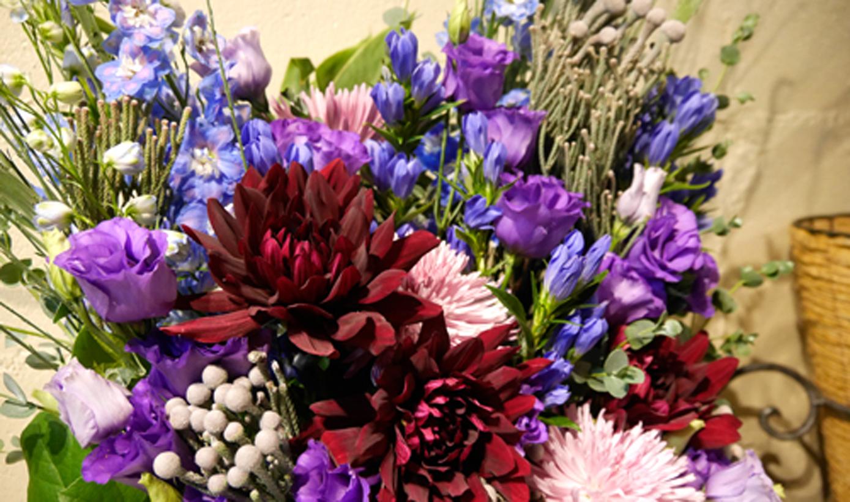 花と緑の教室 ~花遊日~①