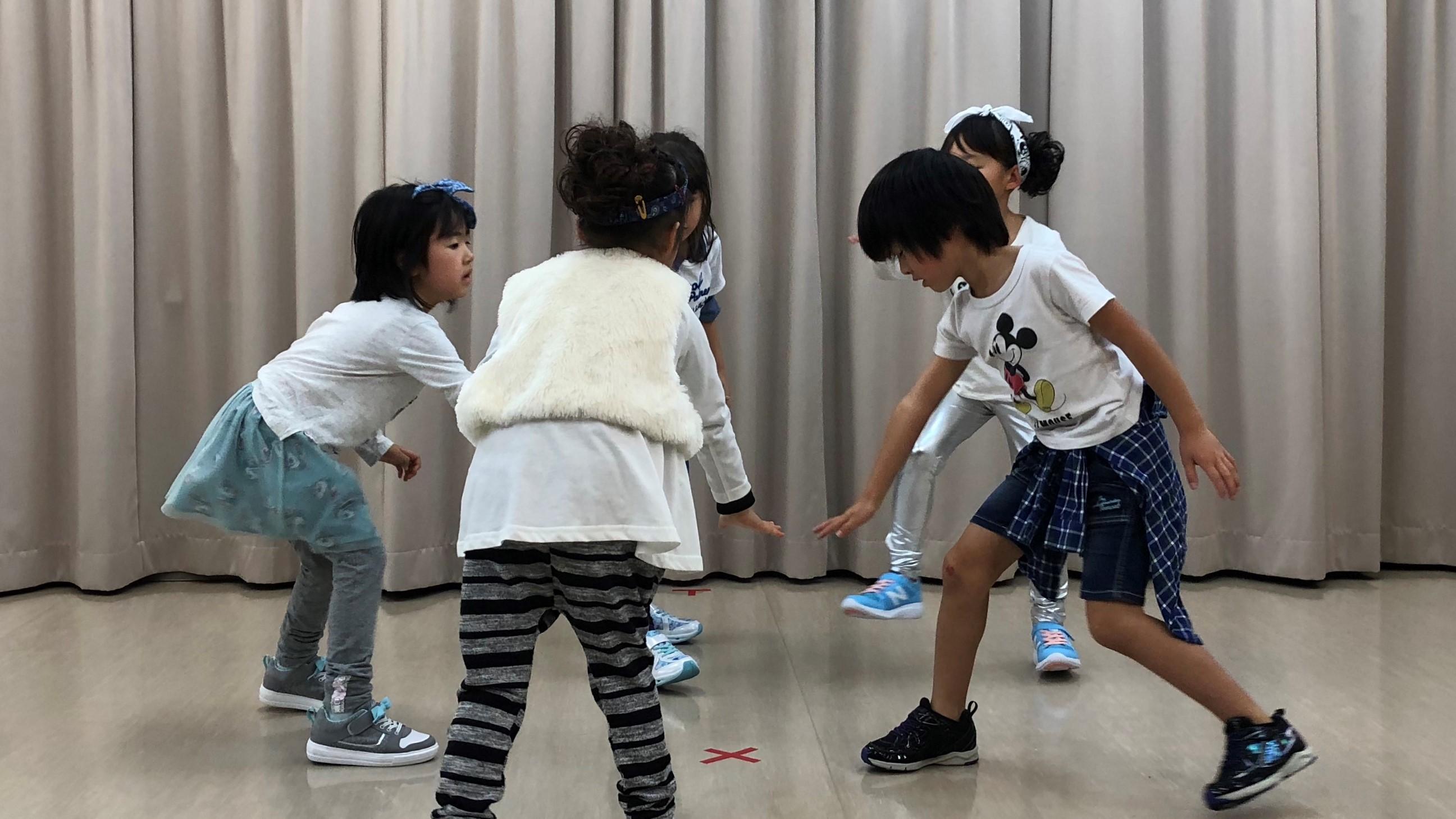 小学生のダンス・バレエ②