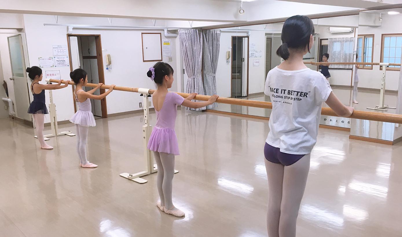 クラシックバレエ ~子供クラス~③