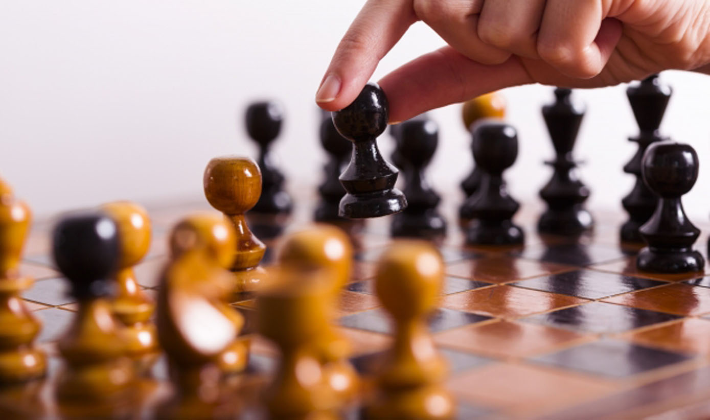 英語でチェス by Cory①